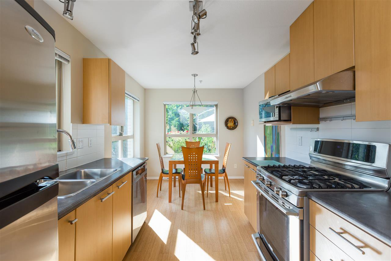 """Main Photo: 109 9329 UNIVERSITY Crescent in Burnaby: Simon Fraser Univer. Condo for sale in """"HARMONY"""" (Burnaby North)  : MLS®# R2401318"""