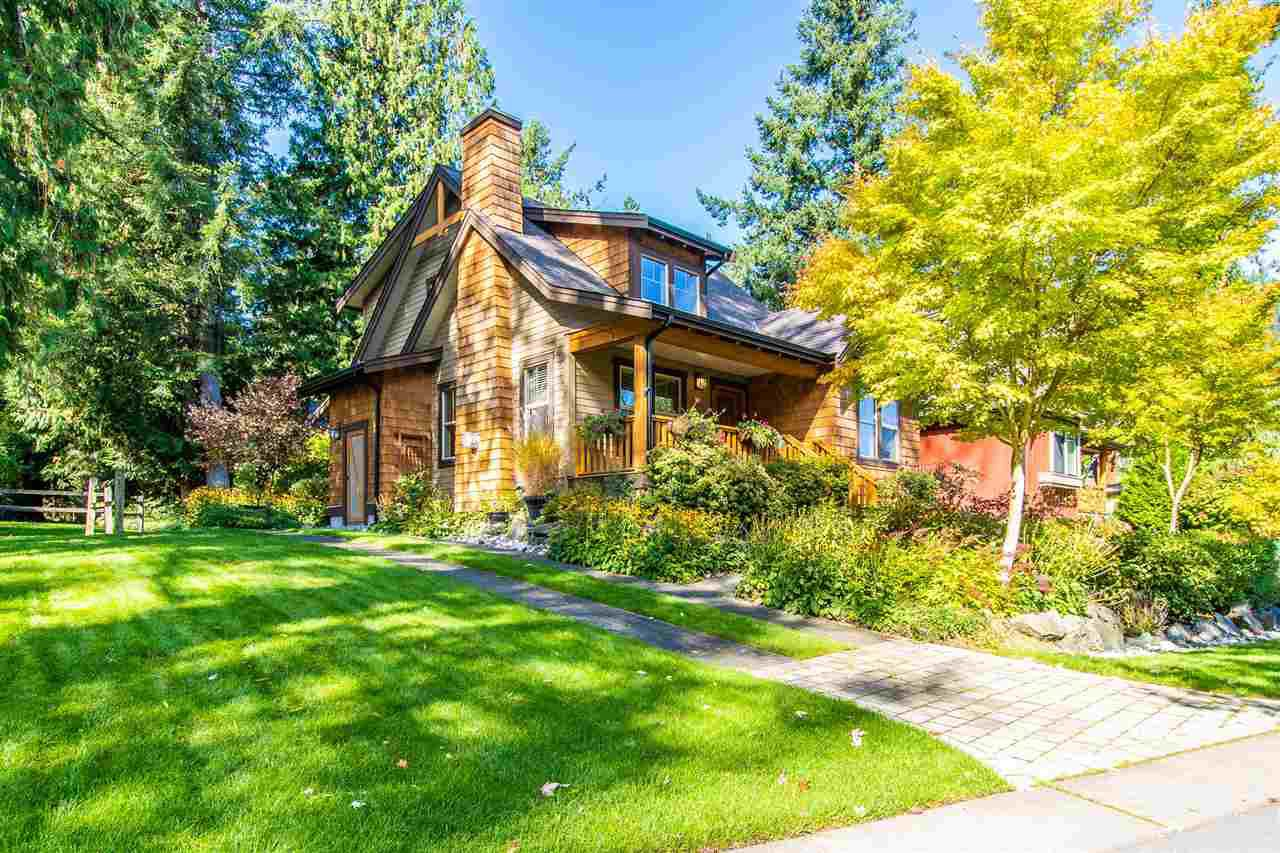 Main Photo: 1787 PAINTED WILLOW PLACE in Cultus Lake: Lindell Beach House for sale : MLS®# R2409756
