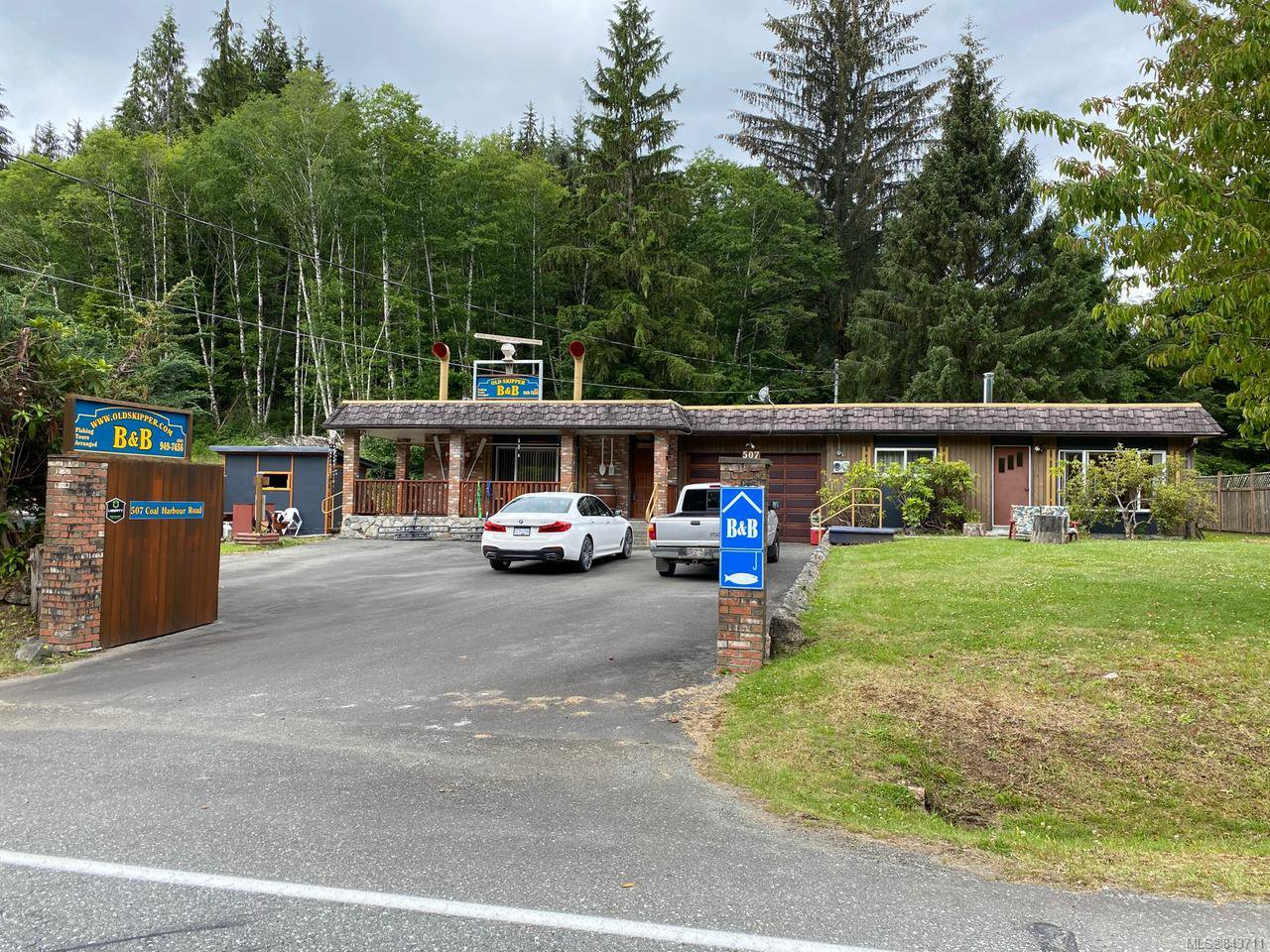 Main Photo: 507 Coal Harbour Rd in PORT HARDY: NI Port Hardy House for sale (North Island)  : MLS®# 843711