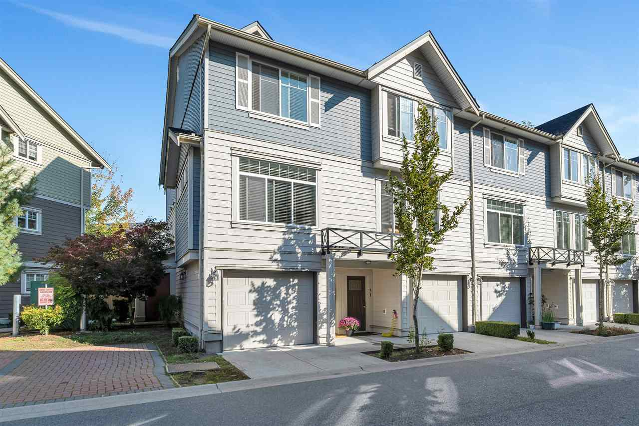 "Main Photo: 30 15399 GUILDFORD Drive in Surrey: Guildford Townhouse for sale in ""GUILDFORD GREEN"" (North Surrey)  : MLS®# R2505794"