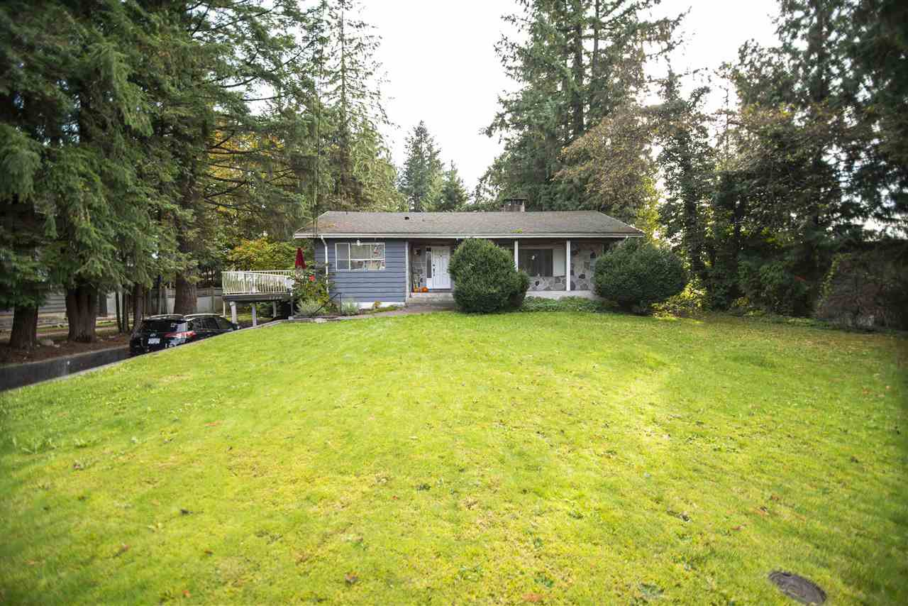"""Main Photo: 1210 FOSTER Avenue in Coquitlam: Central Coquitlam House for sale in """"Central Coquitlam"""" : MLS®# R2514705"""