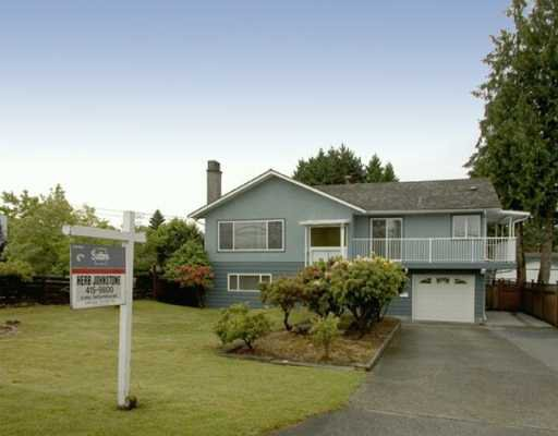 Main Photo: 1602 REGAN AV in Coquitlam: Central Coquitlam House for sale : MLS®# V594915