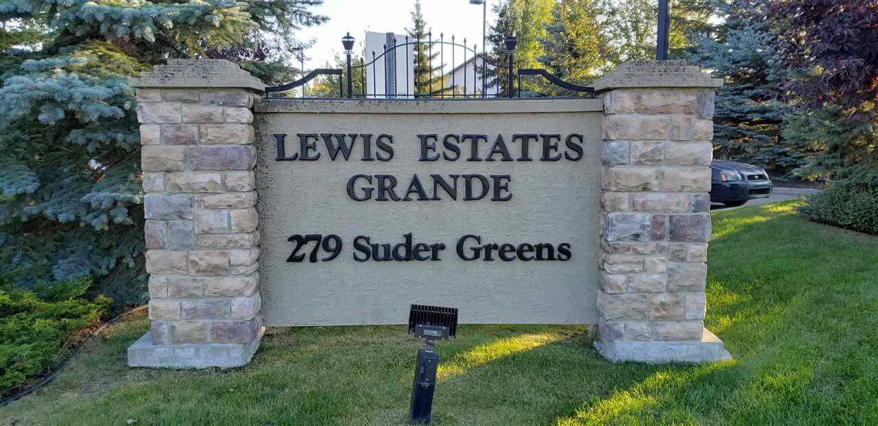 Main Photo: 243 279 SUDER GREENS Drive in Edmonton: Zone 58 Condo for sale : MLS®# E4175448