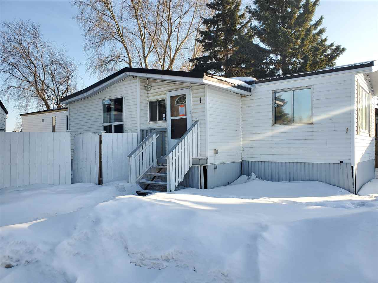 Main Photo: 1 West View Boulevard in Edmonton: Zone 59 Mobile for sale : MLS®# E4193738