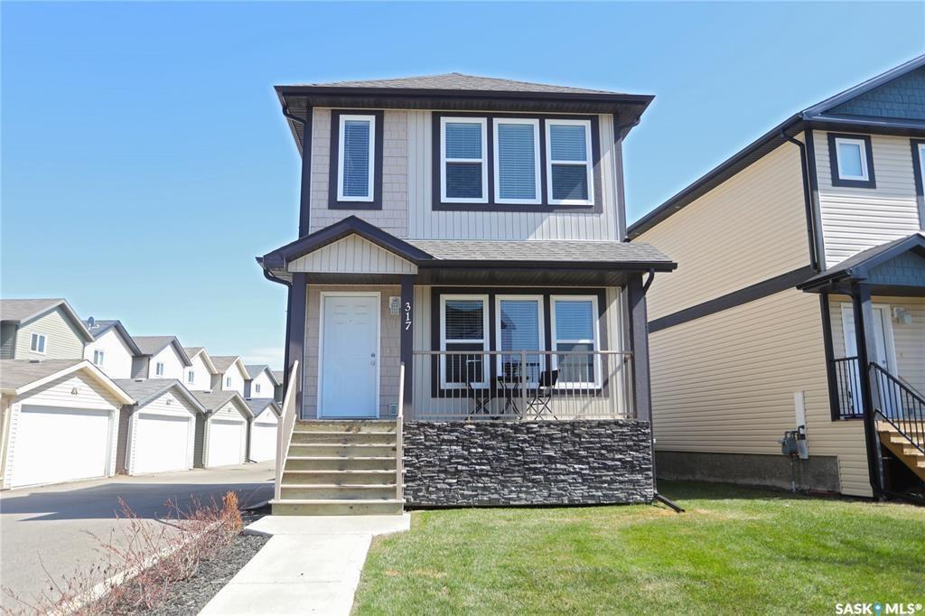 Main Photo: 317 315 Hampton Circle in Saskatoon: Hampton Village Residential for sale : MLS®# SK823502