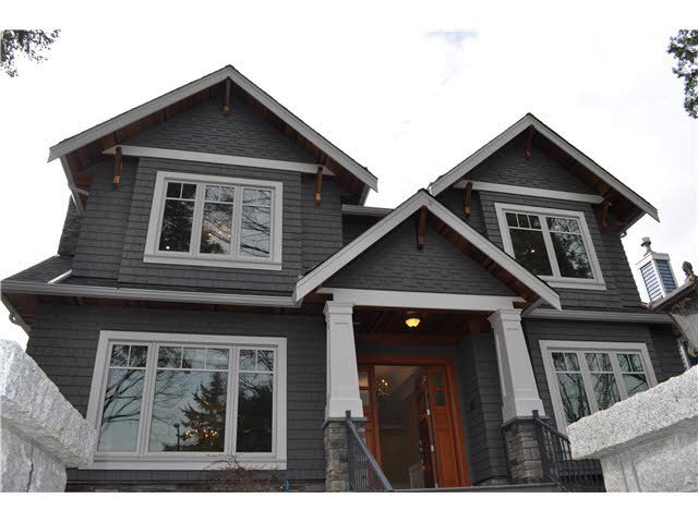 Main Photo: 3390 W 20TH AVENUE in : Dunbar House for sale : MLS®# V1113233