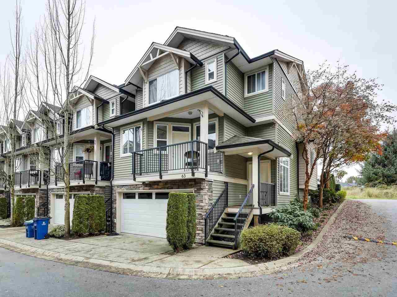 """Main Photo: 63 11720 COTTONWOOD Drive in Maple Ridge: Cottonwood MR Townhouse for sale in """"Cottonwood Green"""" : MLS®# R2517558"""