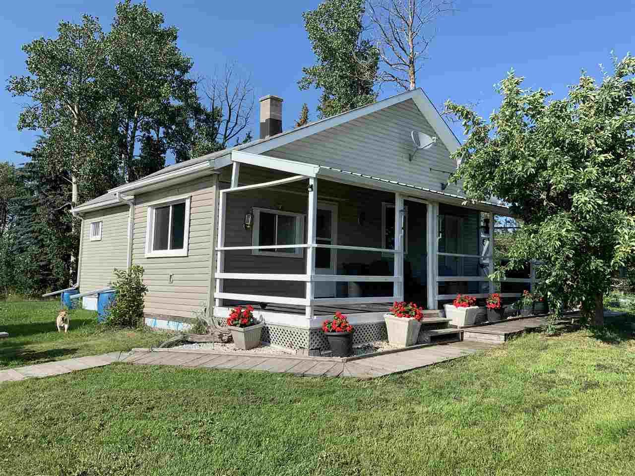 Main Photo: 1519 TWP RD 584: Rural Barrhead County House for sale : MLS®# E4167343