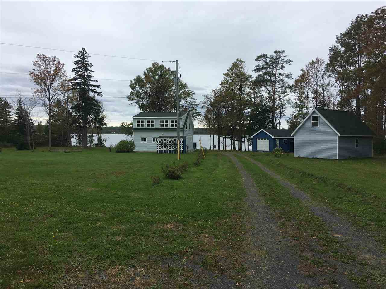 Main Photo: 5551 Pictou Landing Road in Pictou Landing: 108-Rural Pictou County Residential for sale (Northern Region)  : MLS®# 202005785