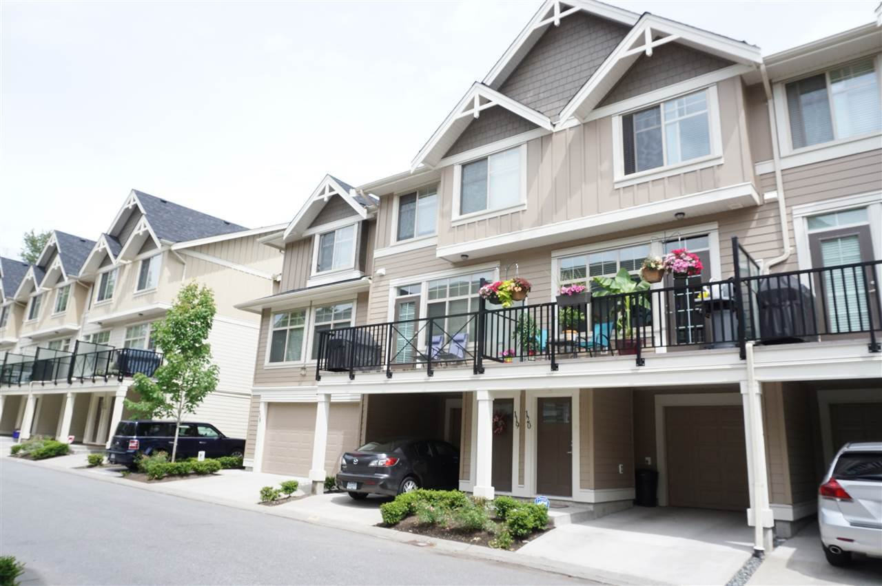 Main Photo: 120 19525 73 AVENUE in Cloverdale: Clayton Townhouse for sale ()  : MLS®# R2075845