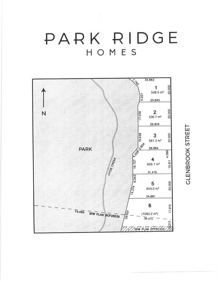 "Main Photo: 1352 GLENBROOK Street in Coquitlam: Burke Mountain Land for sale in ""BURKE MOUNTAIN"" : MLS®# R2478871"