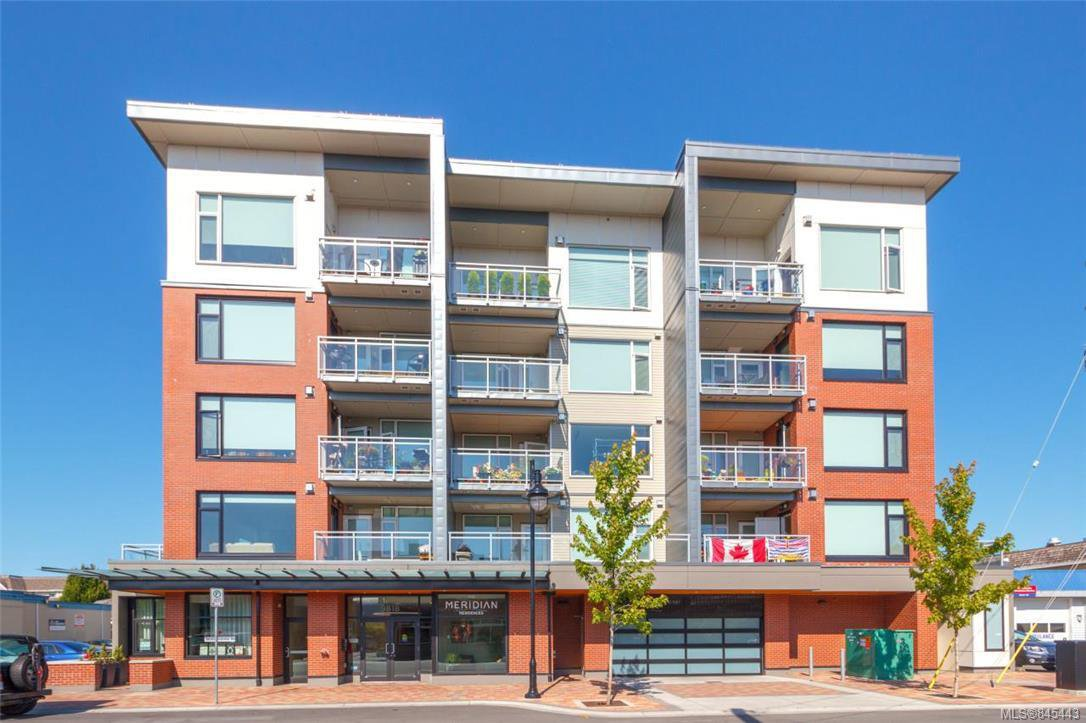 Main Photo: 405 9818 Third St in : Si Sidney North-East Condo for sale (Sidney)  : MLS®# 845443
