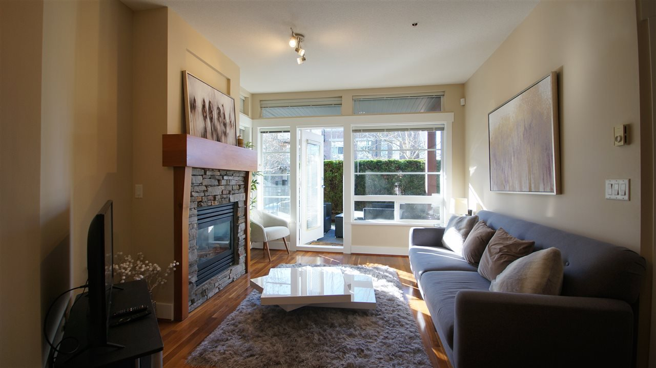 """Main Photo: 101 6328 LARKIN Drive in Vancouver: University VW Condo for sale in """"Journey"""" (Vancouver West)  : MLS®# R2527769"""