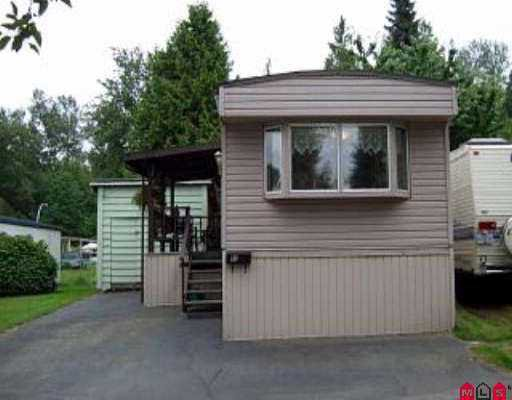 "Main Photo: 93 8190 KING GEORGE HY in Surrey: Bear Creek Green Timbers Manufactured Home for sale in ""KING GEORGE TRAILER COURT"" : MLS®# F2514438"