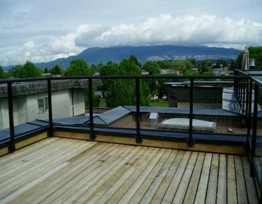 Main Photo: 10 1966 York AV in Vancouver: Kitsilano Townhouse for sale ()  : MLS®# V592459
