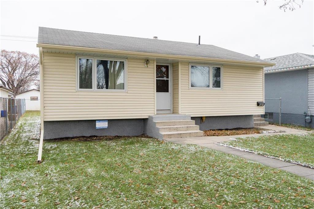 Main Photo: 519 Victoria Avenue West in Winnipeg: West Transcona Residential for sale (3L)  : MLS®# 1930163