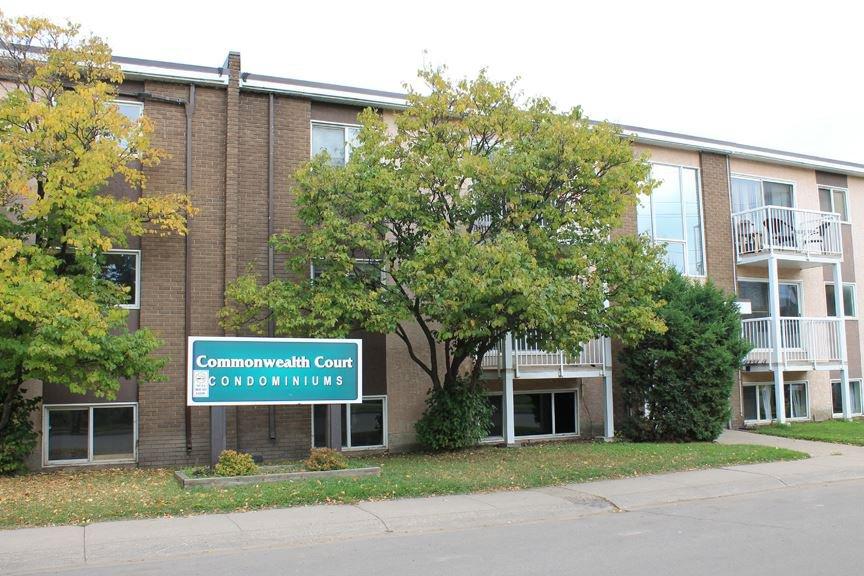 Main Photo: 202 9120 106 Avenue in Edmonton: Zone 13 Condo for sale : MLS®# E4184137