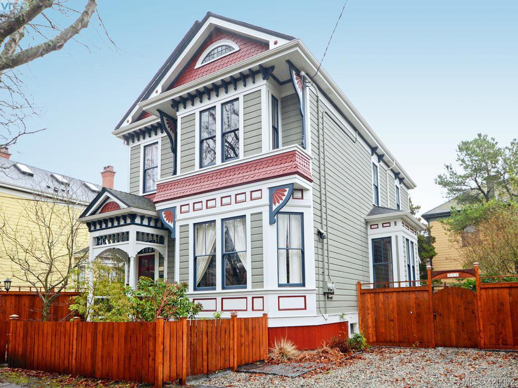Main Photo: 731 Vancouver St in VICTORIA: Vi Downtown House for sale (Victoria)  : MLS®# 833167