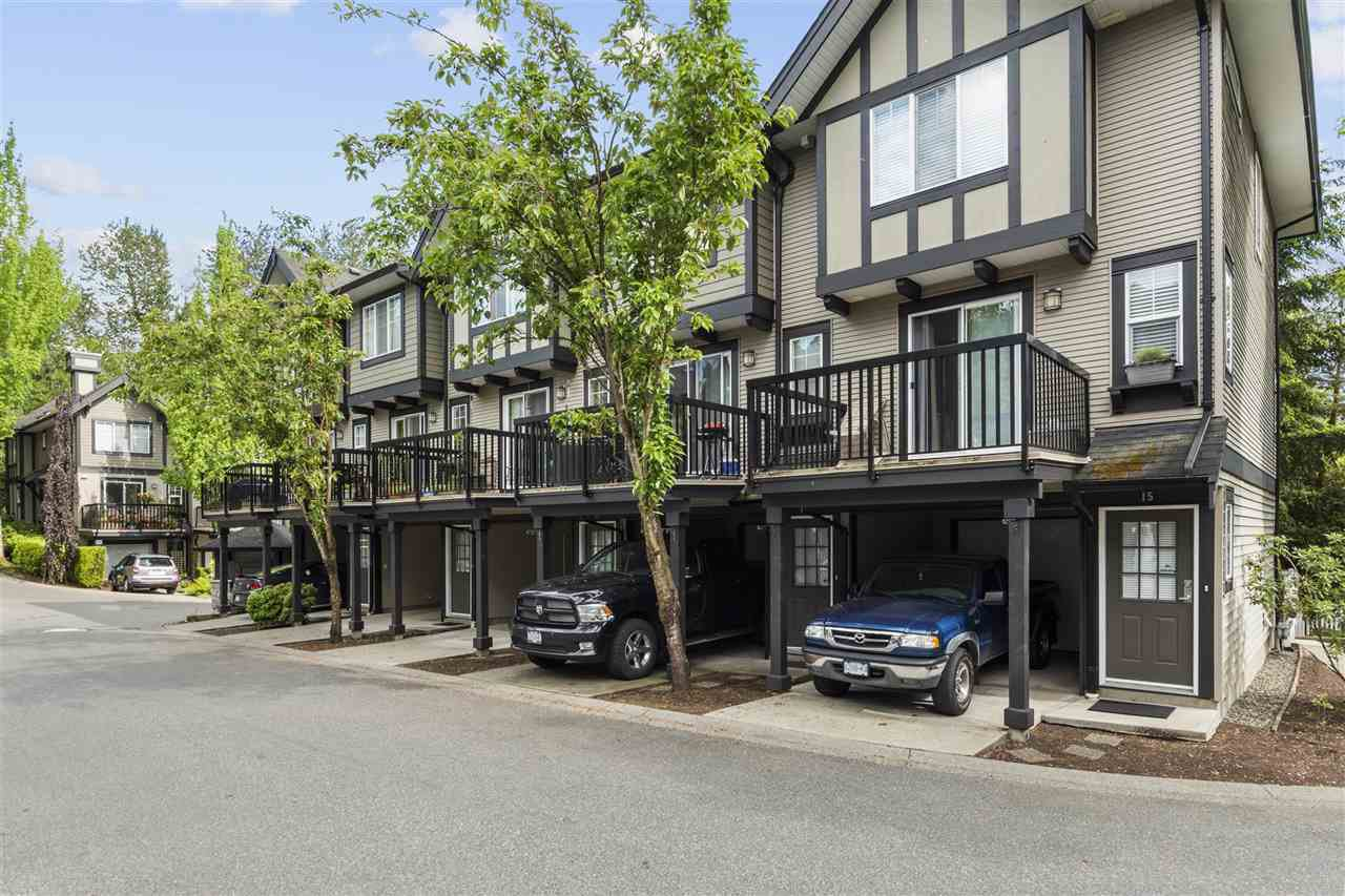 """Main Photo: 14 20176 68 Avenue in Langley: Willoughby Heights Townhouse for sale in """"STEEPLE CHASE"""" : MLS®# R2461553"""