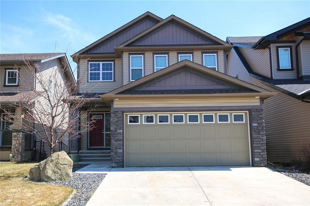 Main Photo: 1266 REUNION Road NW: Airdrie Detached for sale : MLS®# C4305338