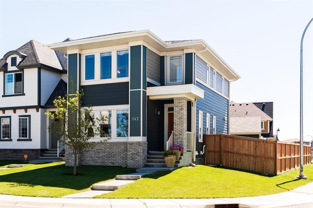 Main Photo: 147 MARQUIS Green SE in Calgary: Mahogany Detached for sale : MLS®# A1019044