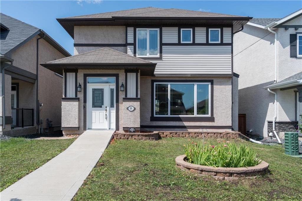 Main Photo: 291 Brookfield Crescent in Winnipeg: Bridgwater Lakes Residential for sale (1R)  : MLS®# 202018391