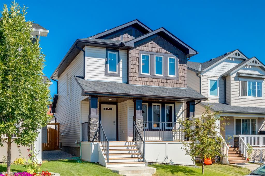 Main Photo: 182 SILVERADO PLAINS Circle SW in Calgary: Silverado Detached for sale : MLS®# A1031378