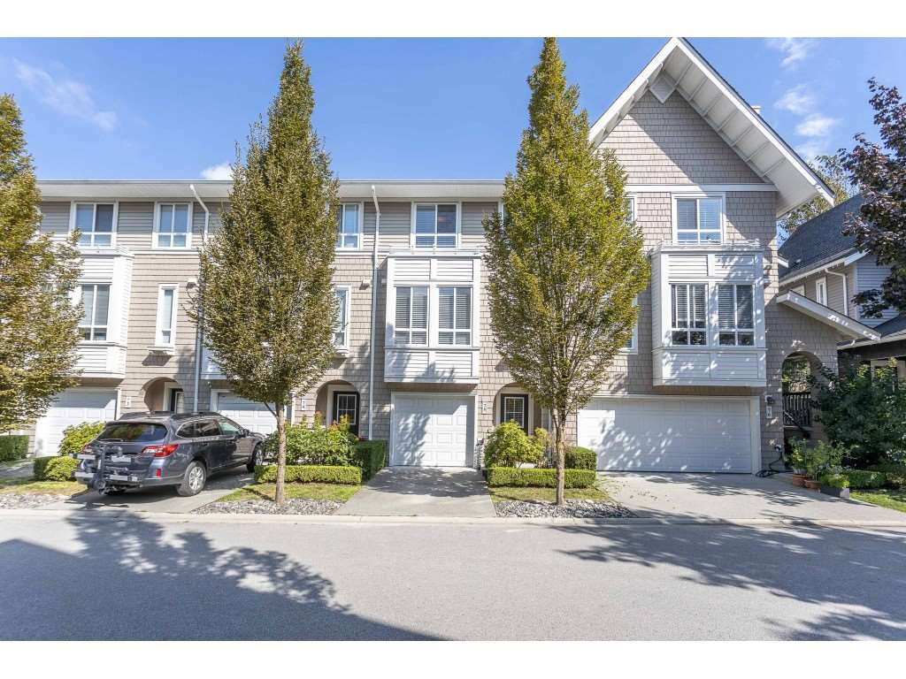 Main Photo: 75 2418 AVON PLACE in Port Coquitlam: Riverwood Townhouse for sale : MLS®# R2494053