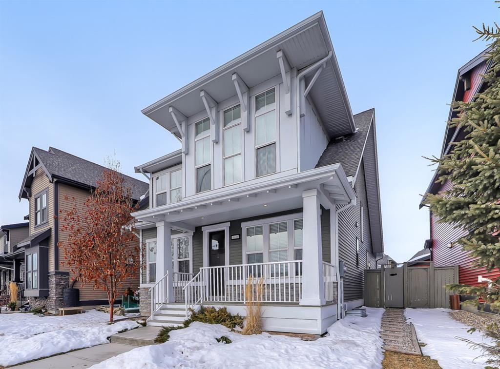 Main Photo: 1182 Coopers Drive SW: Airdrie Detached for sale : MLS®# A1058648