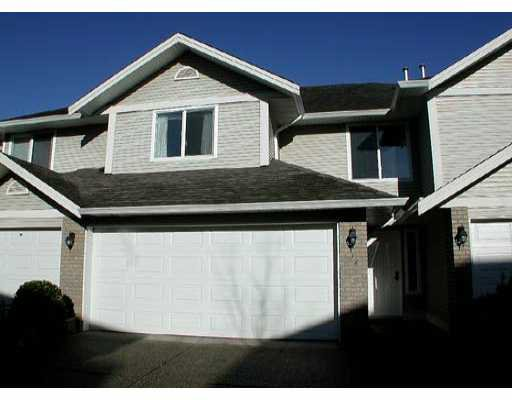 Main Photo: 32 1370 RIVERWOOD GT in Port_Coquitlam: Riverwood Townhouse for sale (Port Coquitlam)  : MLS®# V265488