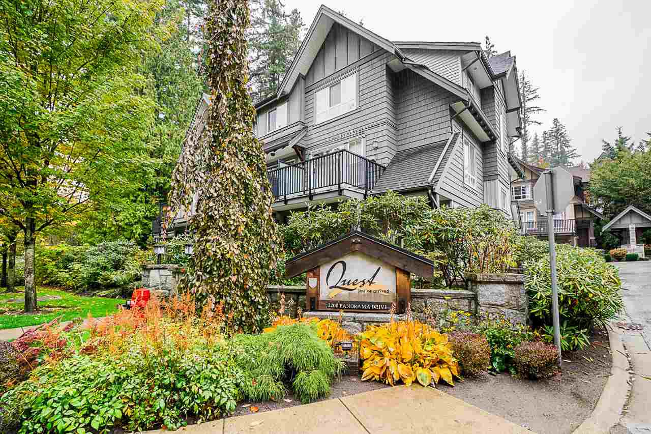 """Main Photo: 9 2200 PANORAMA Drive in Port Moody: Heritage Woods PM Townhouse for sale in """"QUEST"""" : MLS®# R2419632"""