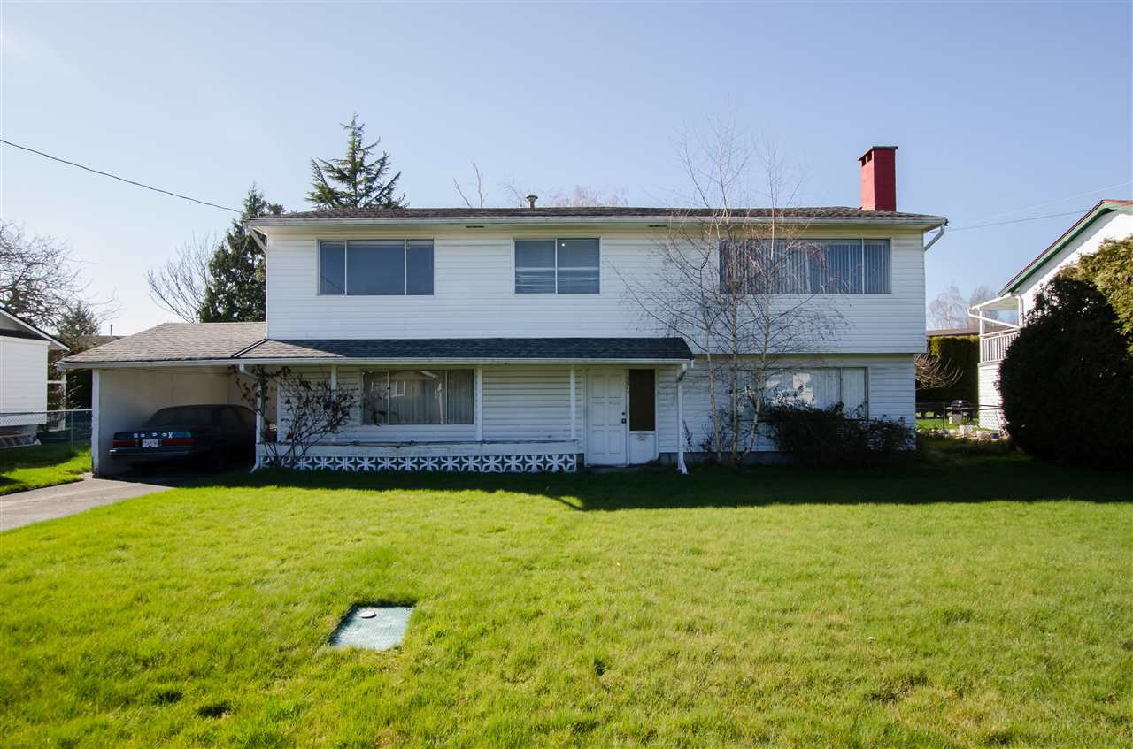 Main Photo: 5013 59 Street in Delta: Hawthorne House for sale (Ladner)  : MLS®# R2444771