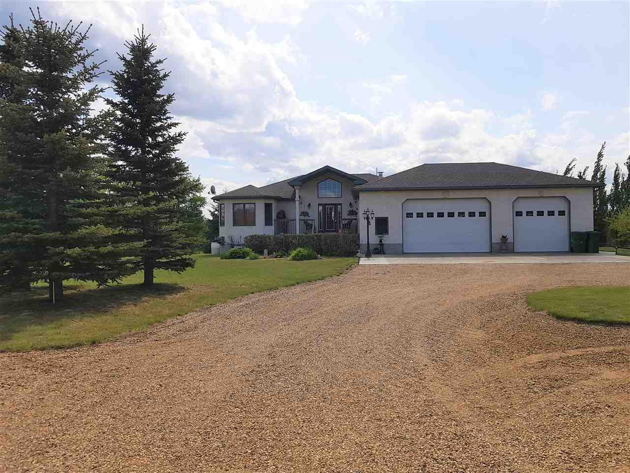 Main Photo: 56, 240065 TWP RD 472 Crescent E: Rural Strathcona County House for sale : MLS®# E4200588