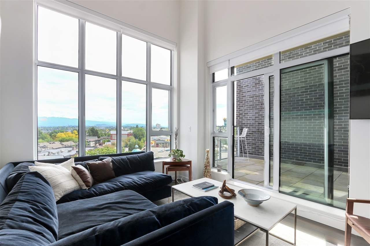 "Photo 6: Photos: 609 2508 WATSON Street in Vancouver: Mount Pleasant VE Condo for sale in ""THE INDEPENDENT"" (Vancouver East)  : MLS®# R2462704"