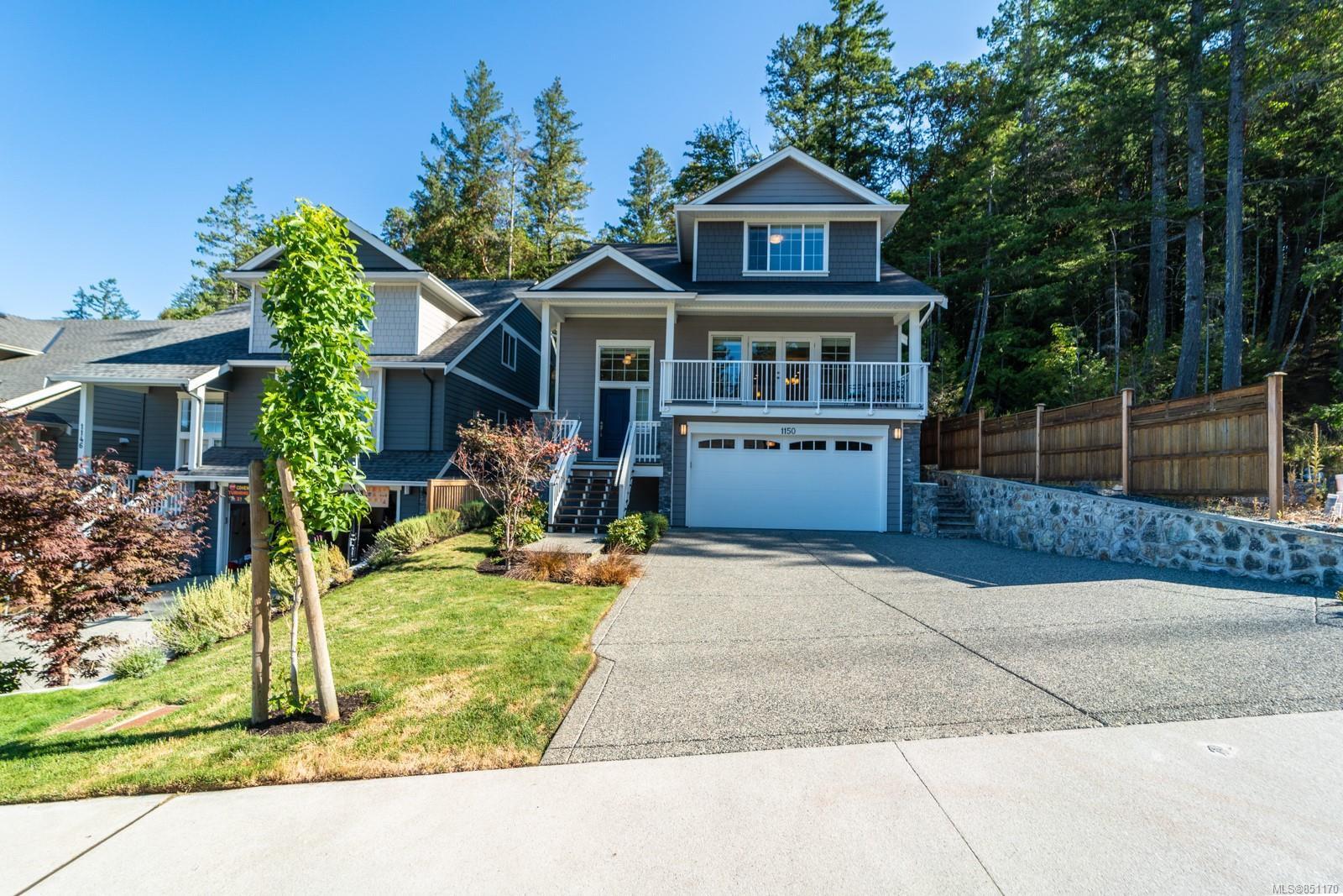 Main Photo: 1150 Braeburn Ave in : La Happy Valley House for sale (Langford)  : MLS®# 851170