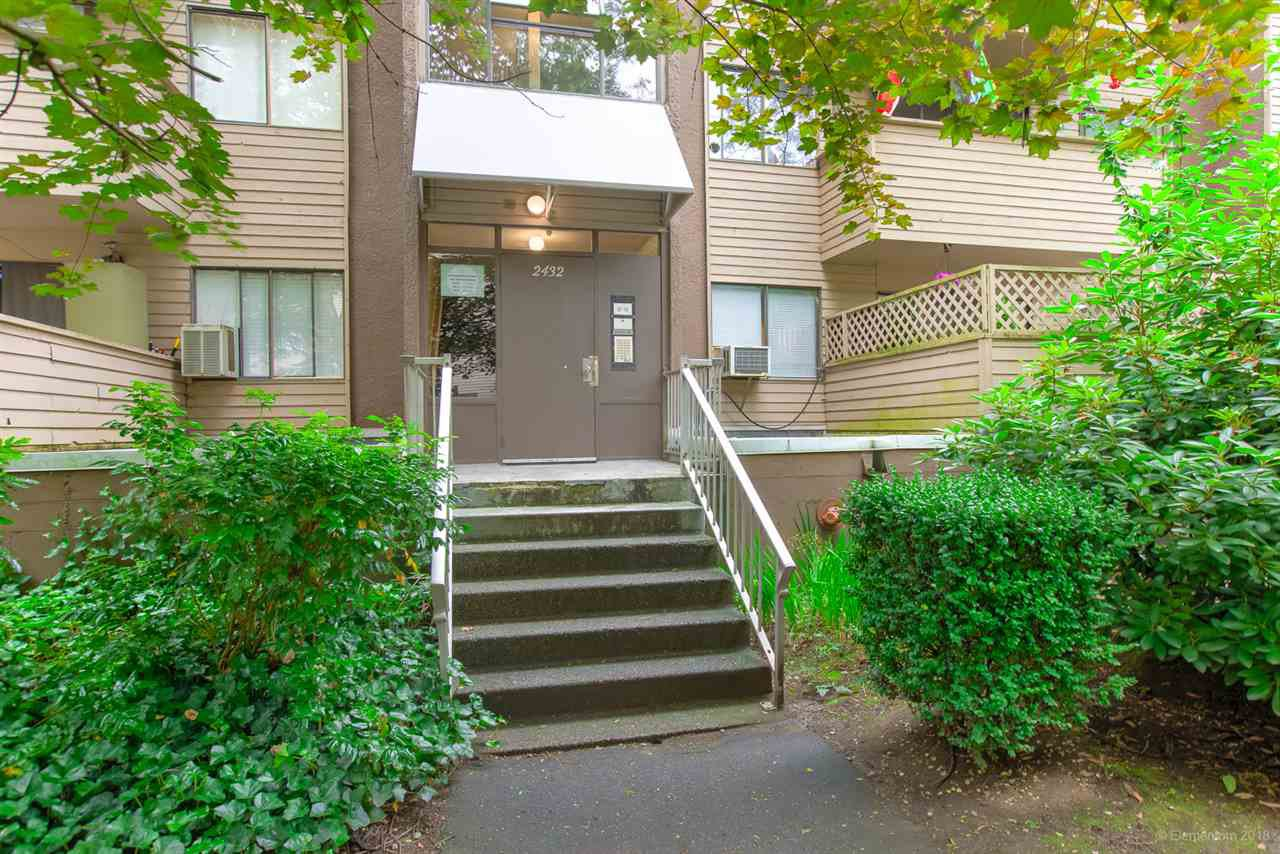 """Main Photo: 33 2432 WILSON Avenue in Port Coquitlam: Central Pt Coquitlam Condo for sale in """"ORCHARD VALLEY"""" : MLS®# R2485264"""