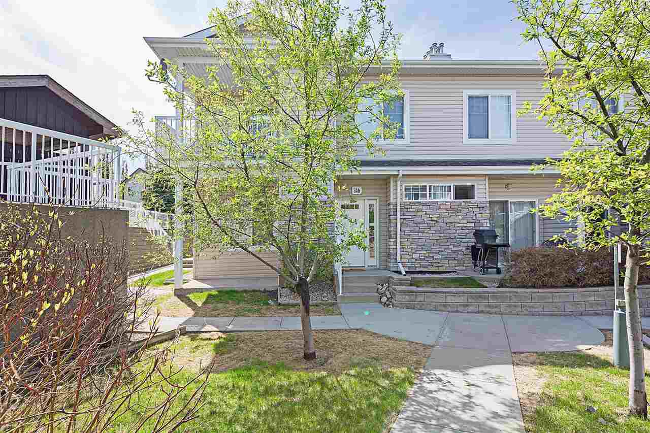 Main Photo: 146 460 Cranberry Way: Sherwood Park Carriage for sale : MLS®# E4217116