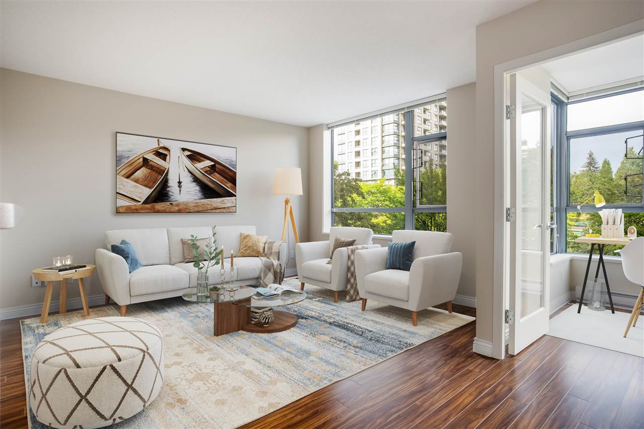 """Main Photo: 308 3520 CROWLEY Drive in Vancouver: Collingwood VE Condo for sale in """"MILLENIO"""" (Vancouver East)  : MLS®# R2511750"""