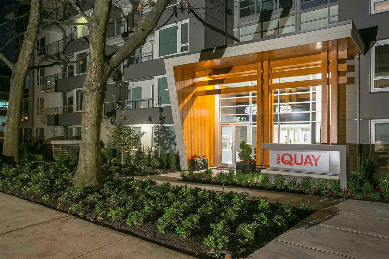 """Main Photo: 122 255 W 1ST Street in North Vancouver: Lower Lonsdale Condo for sale in """"West Quay"""" : MLS®# R2515636"""