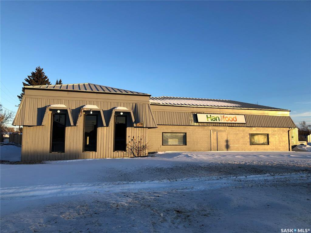 Main Photo: 1005 8TH Street West in Nipawin: Commercial for sale : MLS®# SK836244