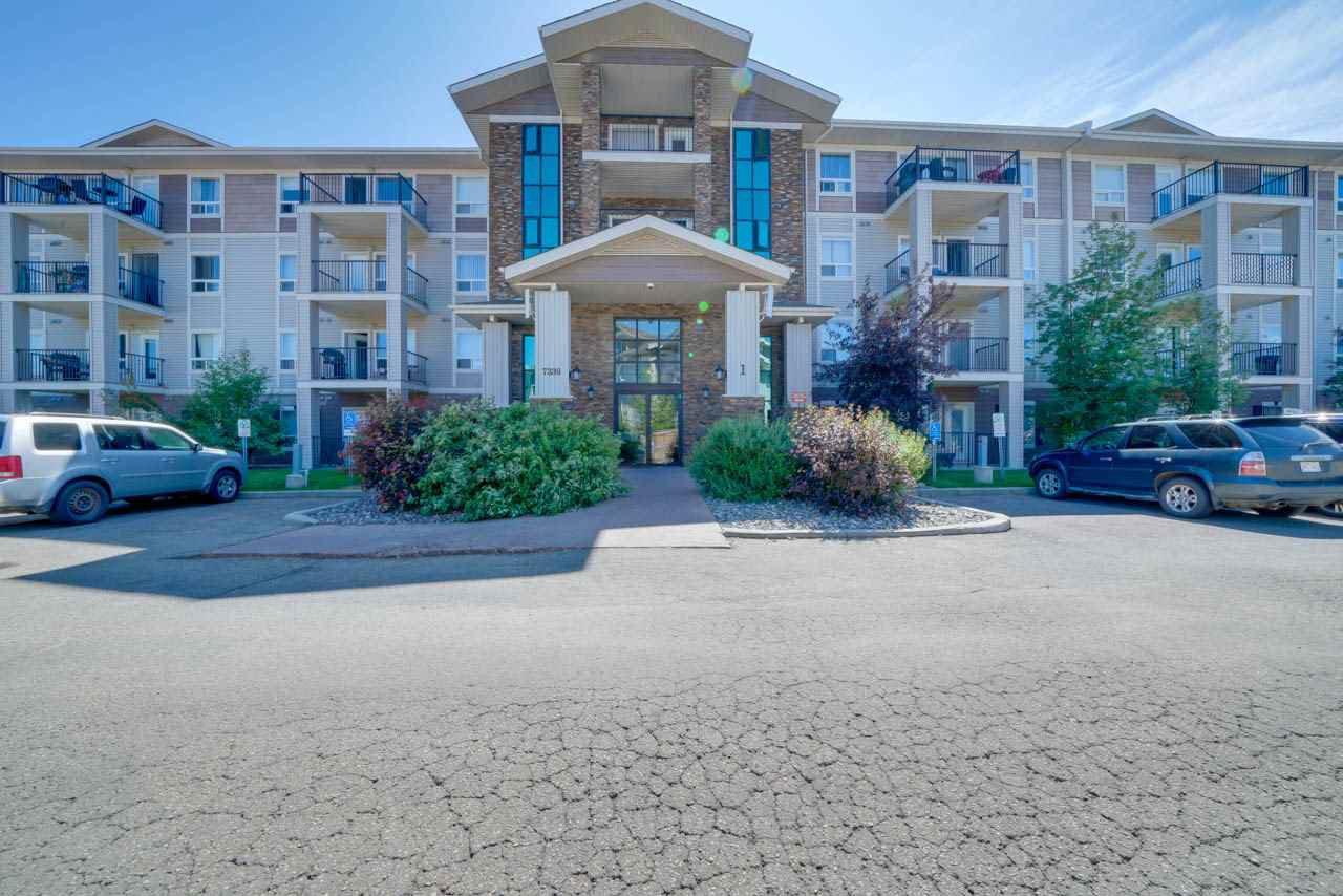 Main Photo: 1301 7339 SOUTH TERWILLEGAR Drive in Edmonton: Zone 14 Condo for sale : MLS®# E4166801