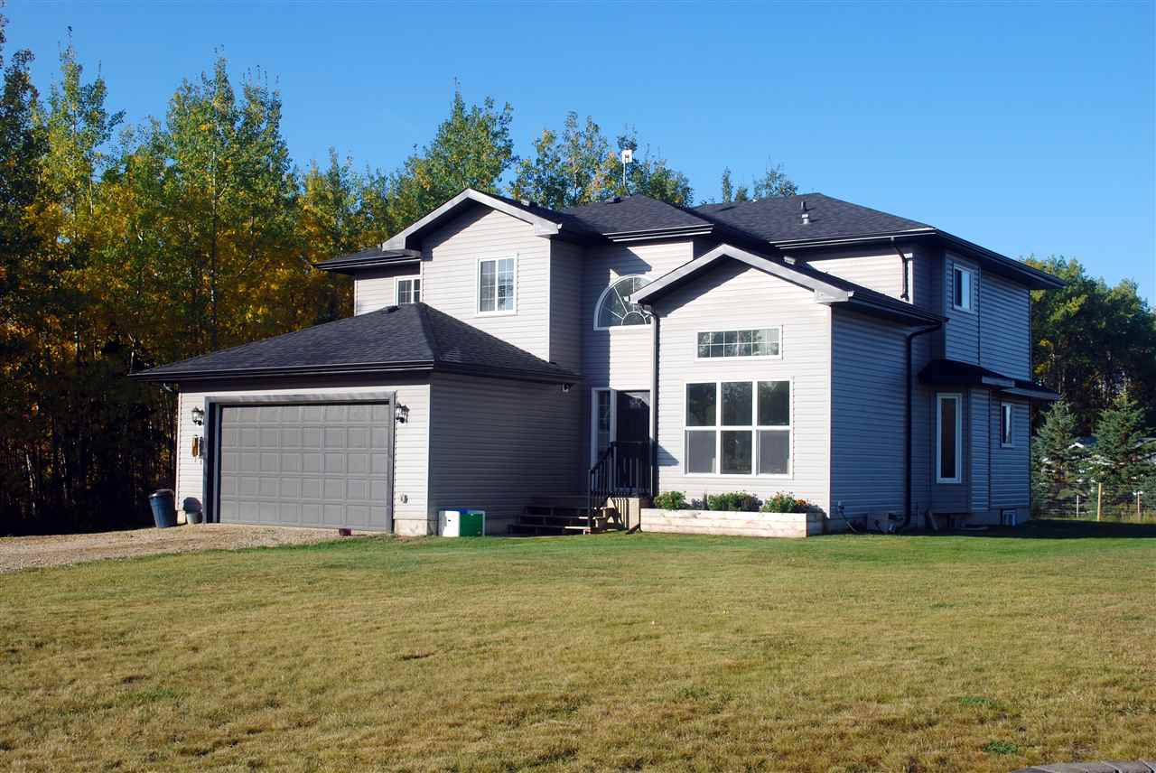 Main Photo: 59 50322 RGE RD 10: Rural Parkland County House for sale : MLS®# E4174752