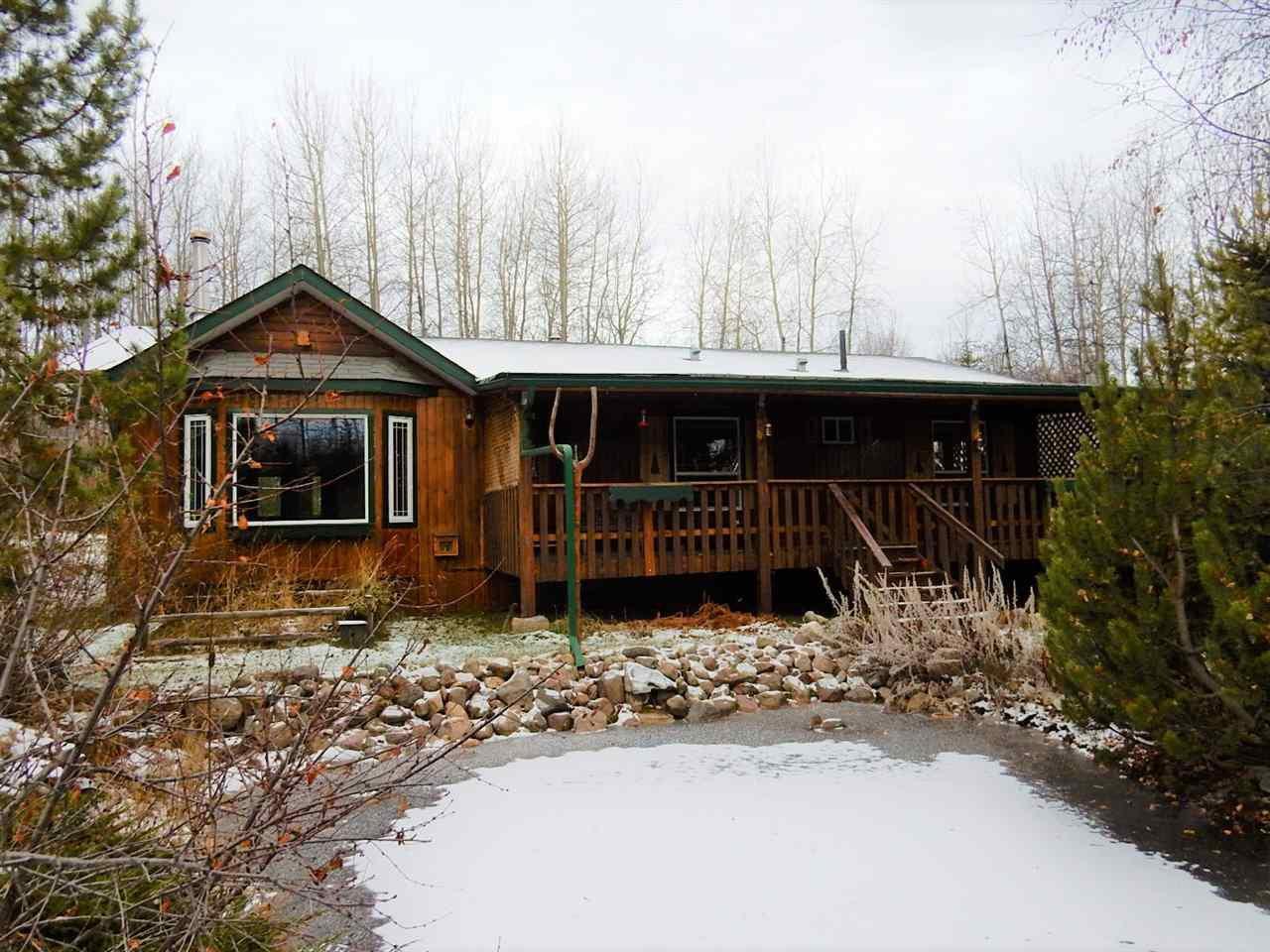 Main Photo: 117 53413 Range Road 30: Rural Parkland County House for sale : MLS®# E4182046