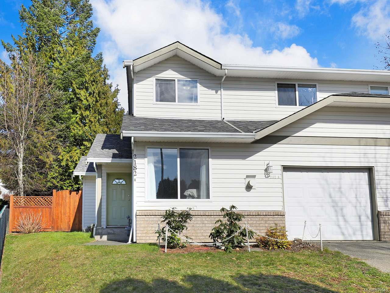 Main Photo: a 2182 Anna Pl in COURTENAY: CV Courtenay East Half Duplex for sale (Comox Valley)  : MLS®# 835948