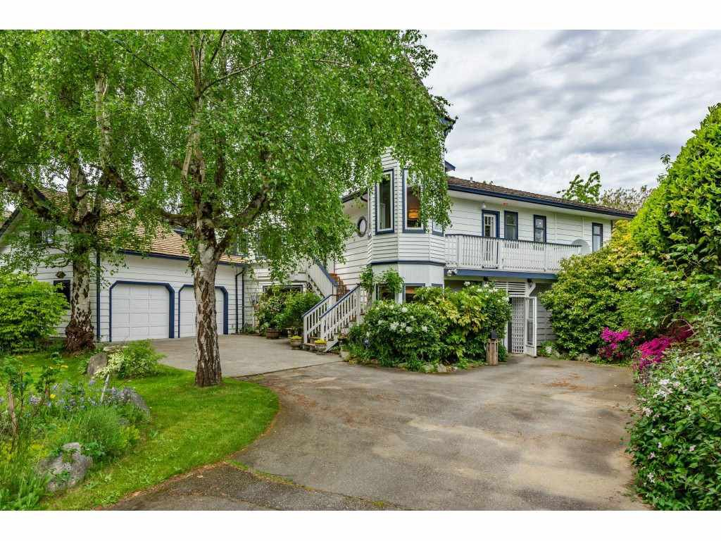 """Main Photo: 16551 10 Avenue in Surrey: King George Corridor House for sale in """"McNalley Creek"""" (South Surrey White Rock)  : MLS®# R2455888"""