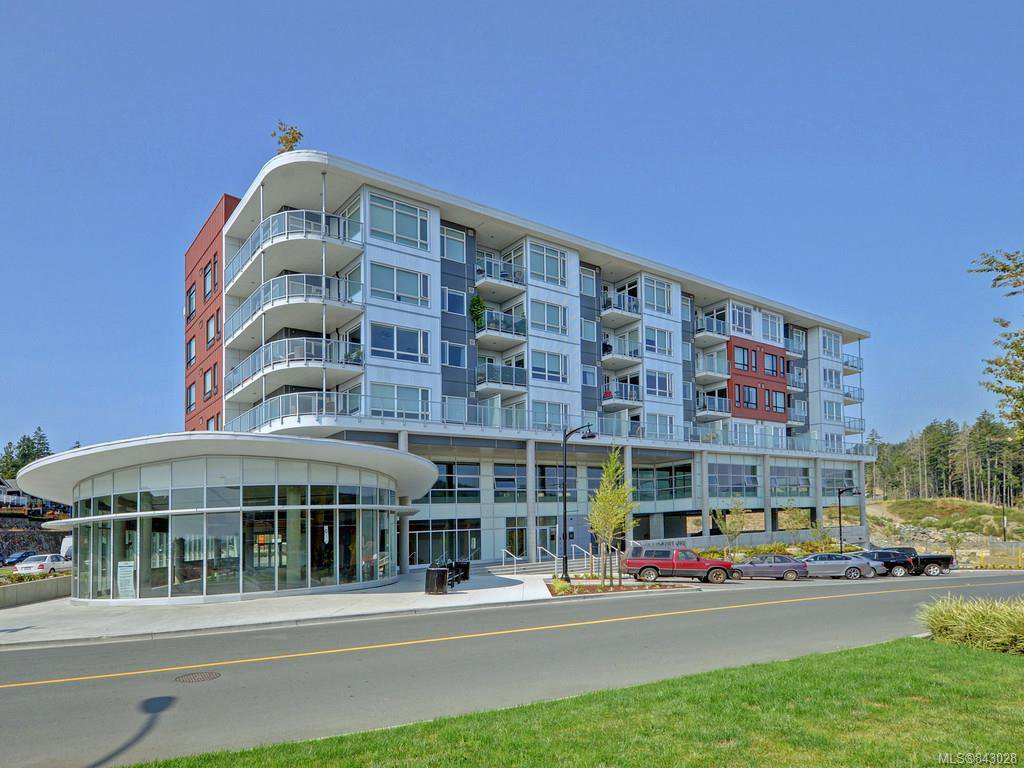 Main Photo: 412 1311 Lakepoint Way in Langford: La Westhills Condo Apartment for sale : MLS®# 843028