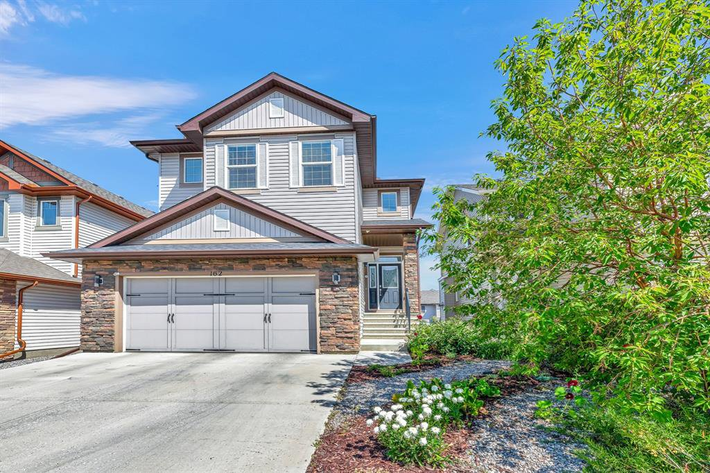 Main Photo: 162 CIMARRON VISTA Way: Okotoks Detached for sale : MLS®# A1023667