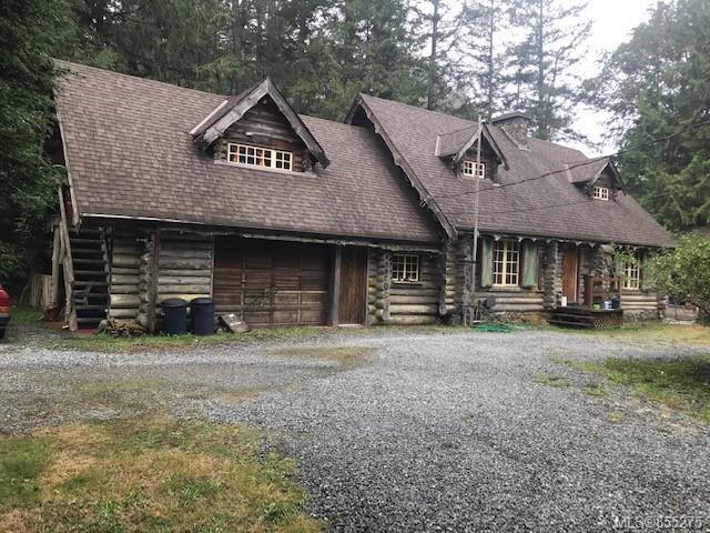 Main Photo: 1073 Glen Forest Way in : Me Metchosin House for sale (Metchosin)  : MLS®# 855275