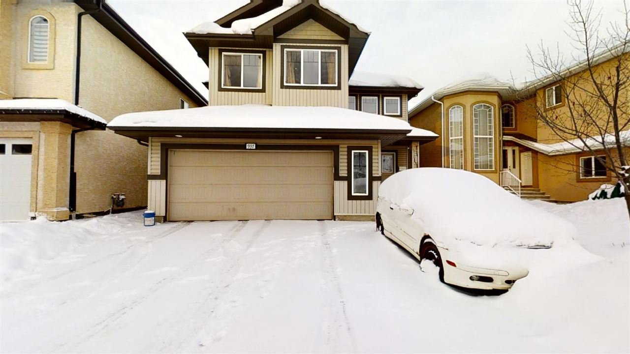 Main Photo: 937 WILDWOOD Way in Edmonton: Zone 30 House for sale : MLS®# E4221520