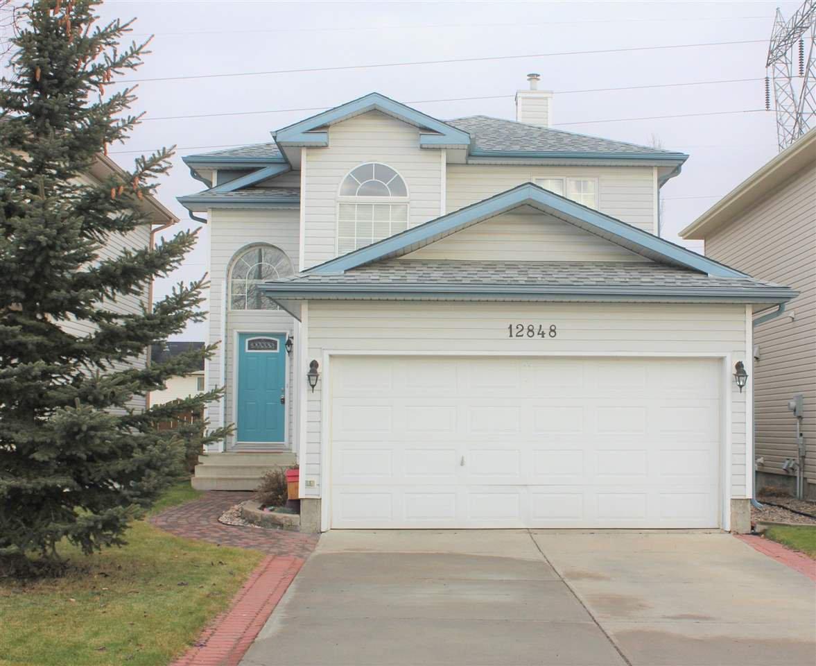 Main Photo: 12848 151 Avenue in Edmonton: Zone 27 House for sale : MLS®# E4179278
